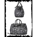 Queen of Darkness Baroque design hand bag