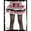 Queen of Darkness Multilayerd Plaid Maiden Skirt