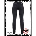 Queen of Darkness Long pants with zippers