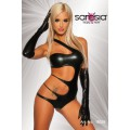 SARESIA Wetlook-Monokini (black)