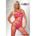 SARESIA Wetlook-Monokini (Pink)