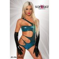 SARESIA Wetlook-Monokini (turquoise)