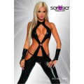 SARESIA Wetlook-Overall (black)
