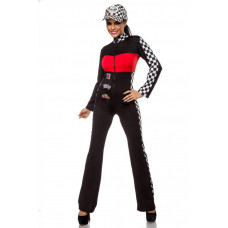 VARIOUS Racing-Overall (black / red / white)