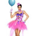 VARIOUS Clown-Kostüm (colorful)