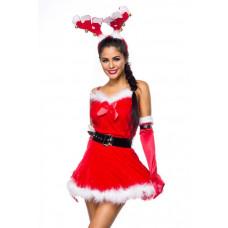 VARIOUS Rentier-Kostüm (Red White)