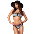 VARIOUS Bandeau-Bikini (colorful)