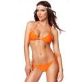 VARIOUS Triangel-Bikini (Orange)